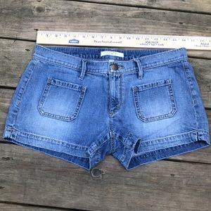 Ann Taylor Loft Adorable Hip-hugger Shorts Size 6